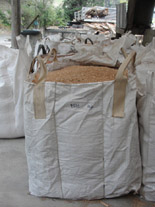 1Cmtr bags of untreated wood shavings